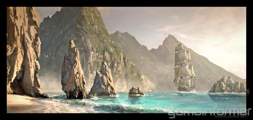 More Assassins Creed IV Black Flag Leaked Screenshots pic 4
