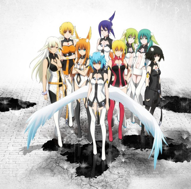 Planet Valkyrie Anime Announced - promo