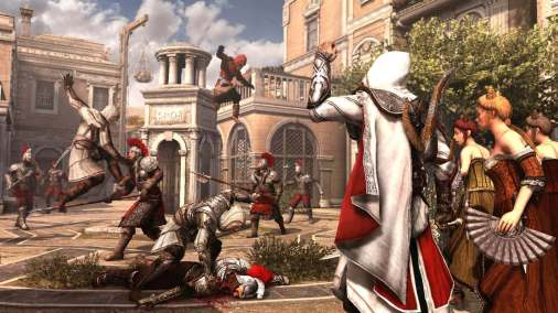 Assassins Creed Brotherhood Review Screen 11