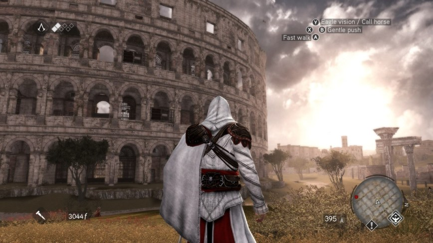 Assassins Creed Brotherhood Review Screen 3