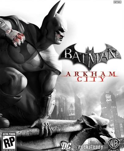 Batman Arkham City Review - Windows Box Art
