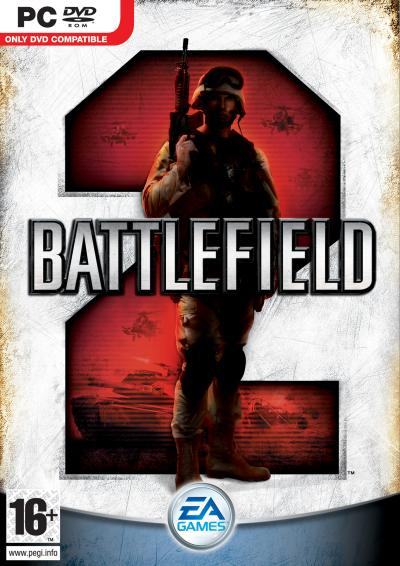 Battlefield 2 Review - Windows Box Art