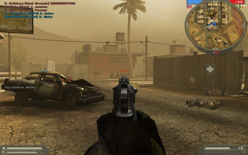 Battlefield 2 Screen 2