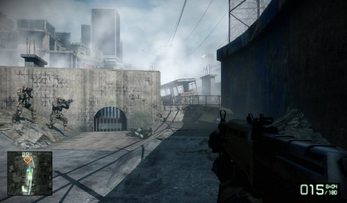 Battlefield Bad Company 2 Review screen 10