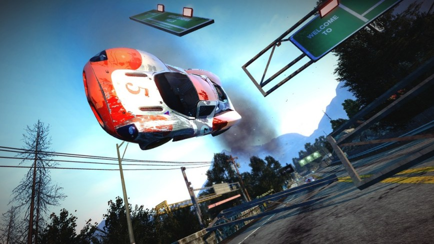 Burnout Paradise Review Screen 2