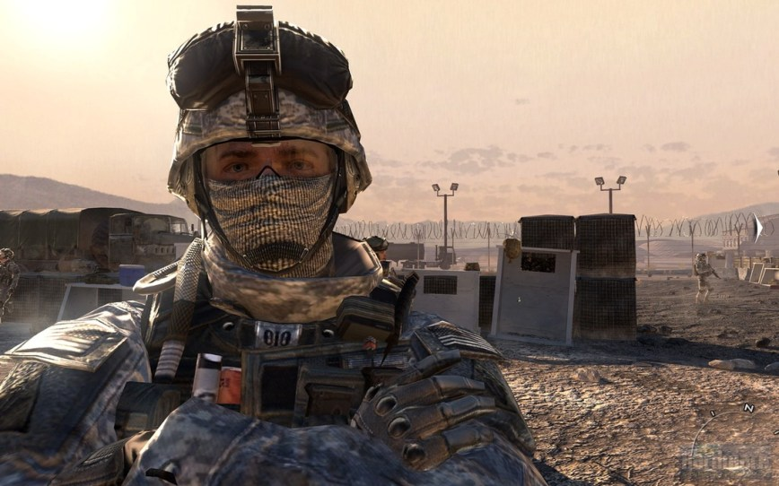 Call of Duty Modern Warfare 2 Review Screen 1