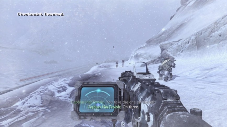 Call of Duty Modern Warfare 2 Review Screen 2