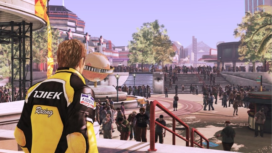 Dead Rising 2 Review Screen 1