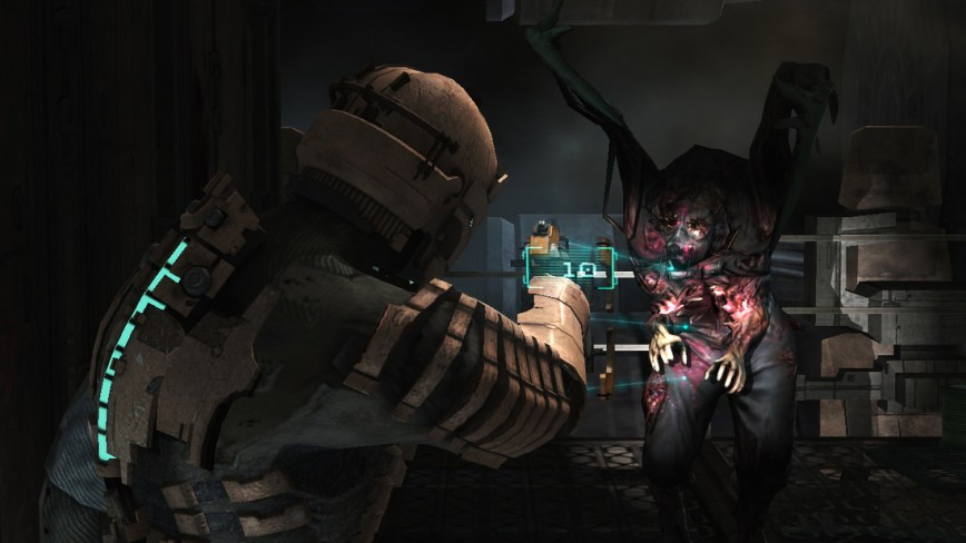 Dead Space Review Screen 1
