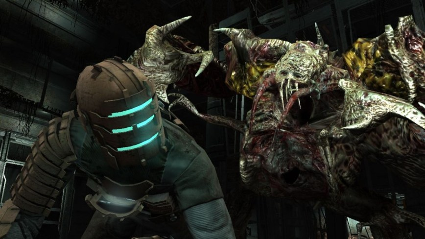 Dead Space Review Screen 2