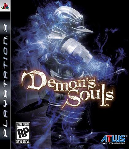 Demons Souls Review - PlayStation 3 Box Art