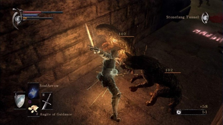 Demons Souls Review Screen 3