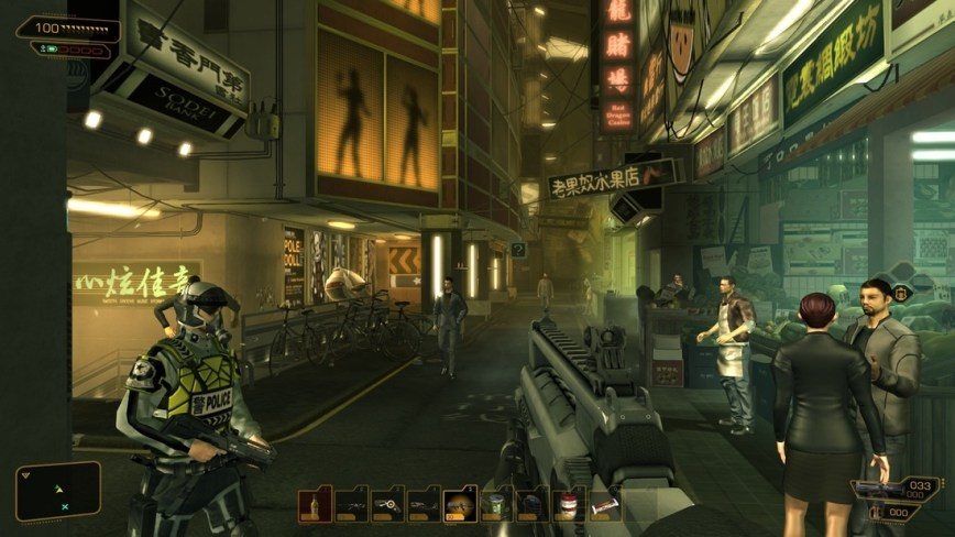Deus Ex Human Revolution Review  Screen 5