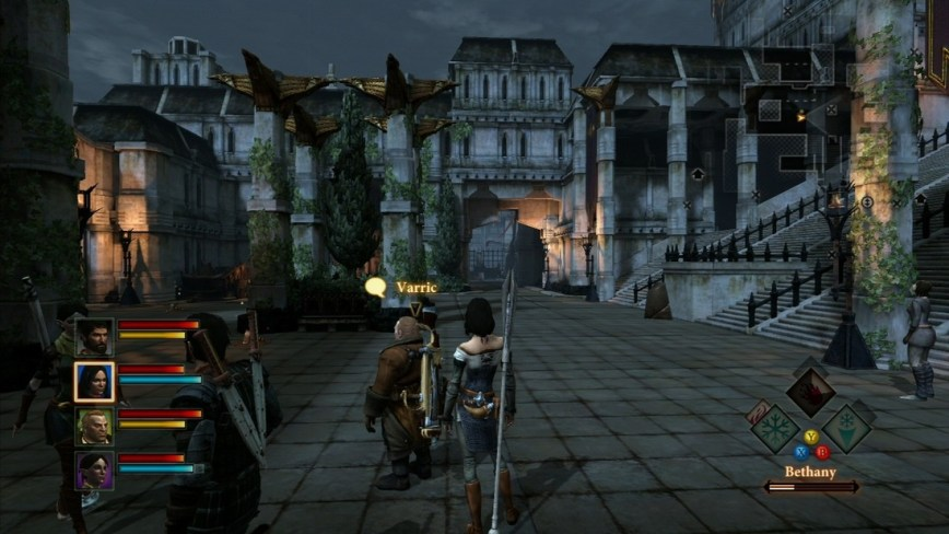 Dragon Age II Review Screen 2