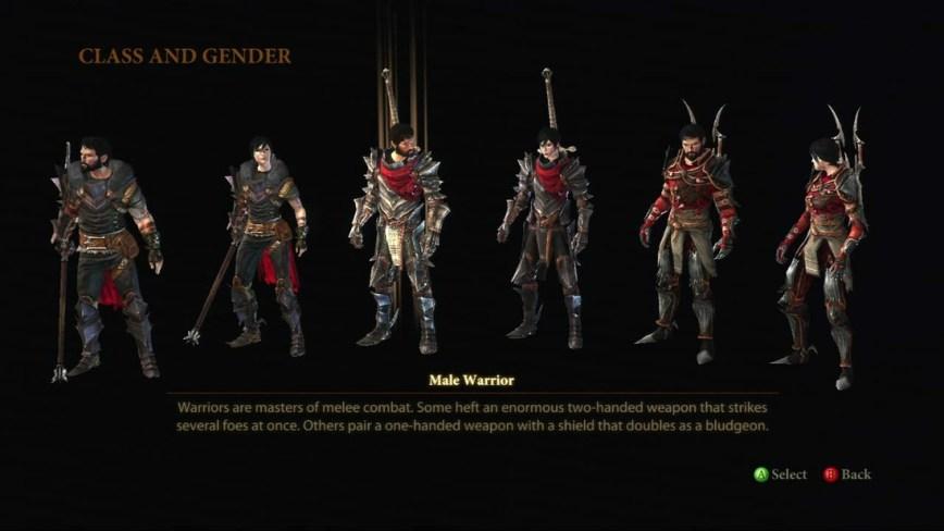 Dragon Age II Review Screen 3