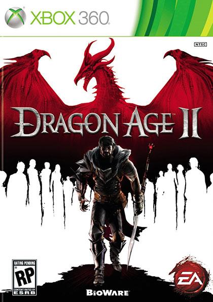 Dragon Age II Review - Xbox 360 Box Art