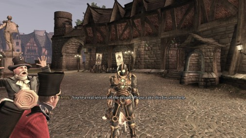 Fable III Review Screen 6