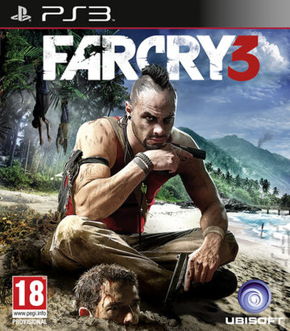 Far Cry 3 Review - PlayStation 3 Box Art