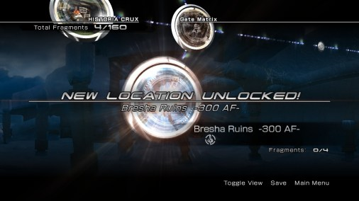 Final Fantasy XIII-2 Review Screen 7