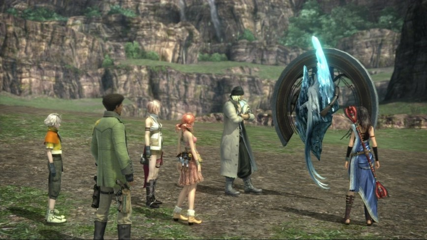 Final Fantasy XIII Review Screen 2