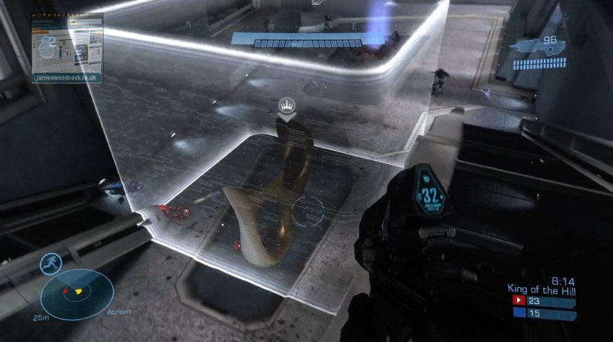 Halo Reach Review Screen 7