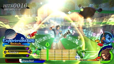 Kingdom Hearts Birth by Sleep Review Screens 10