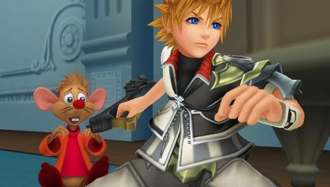 Kingdom Hearts Birth by Sleep Review Screens 2