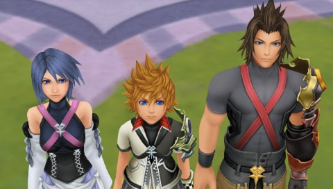 Kingdom Hearts Birth by Sleep Review Screens 6