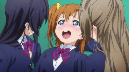 Love Live! School Idol Project Episode 1 Review Screen 8