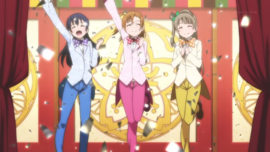 Love Live! School Idol Project Episode 2 Review Screen 6
