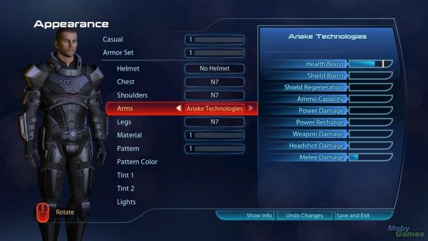 Mass Effect 3 Review Screen 6