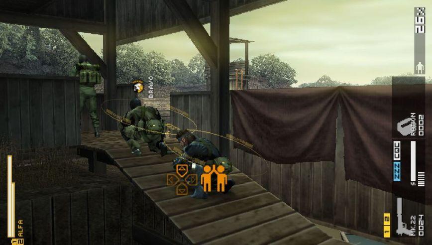 Metal Gear Solid Peace Walker Review Screen 4