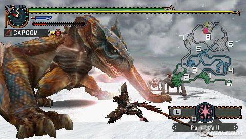 Monster Hunter Freedom 2 Review  Screen 1