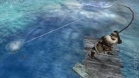 Monster Hunter Freedom 2 Review Screen 6