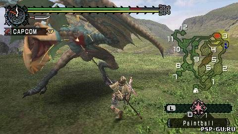 Monster Hunter Freedom 2 Review Screen 9