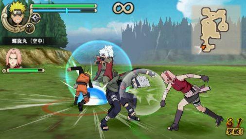 Naruto Shippuden Ultimate Ninja Impact Review Screen 4