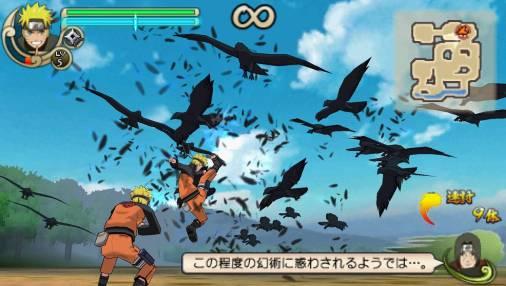 Naruto Shippuden Ultimate Ninja Impact Review Screen 9