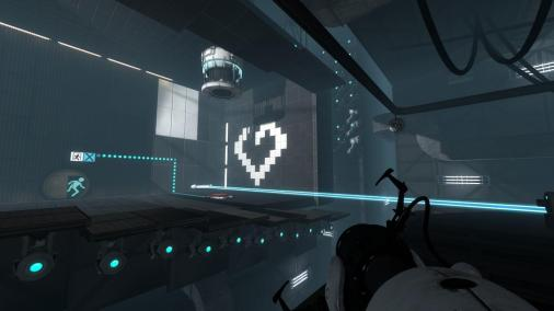 Portal 2 Review Screen 1