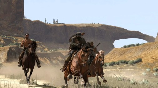 Red Dead Redemption Review Screen 8