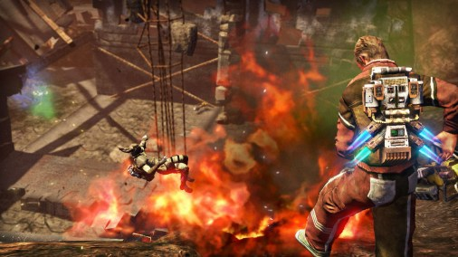 Red Faction Guerrila Review Screen 11