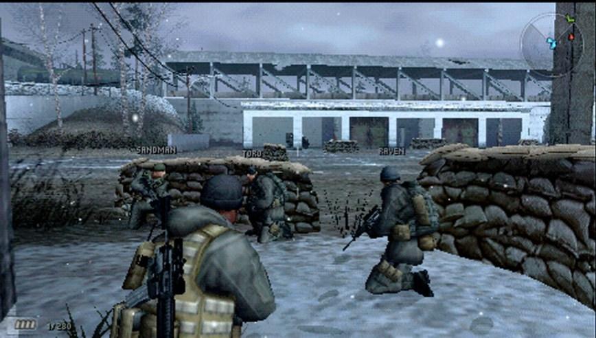 SOCOM Fireteam Bravo 3 Review Screen 7