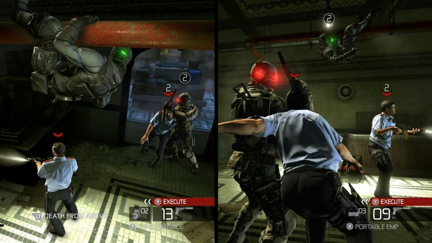 Splinter Cell Conviction Review Screen 3