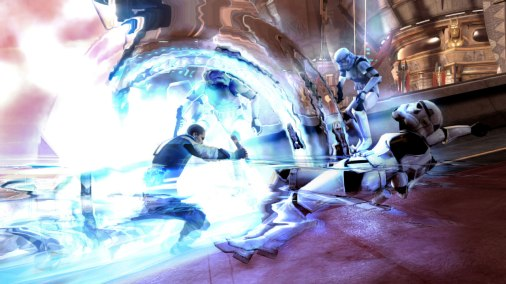 Star Wars The Force Unleashed 2 Review Screen 2