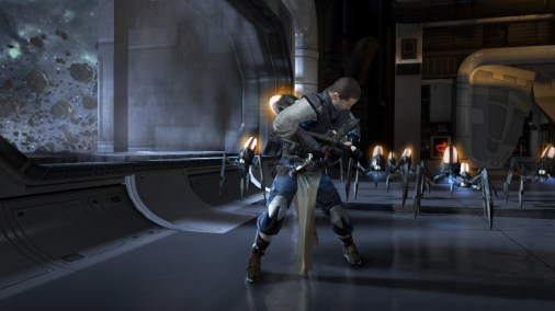 Star Wars The Force Unleashed 2 Review Screen 7