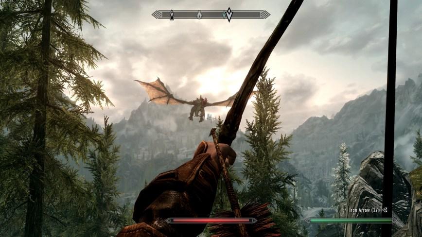 The Elder Scrolls V Skyrim Review Screen 11