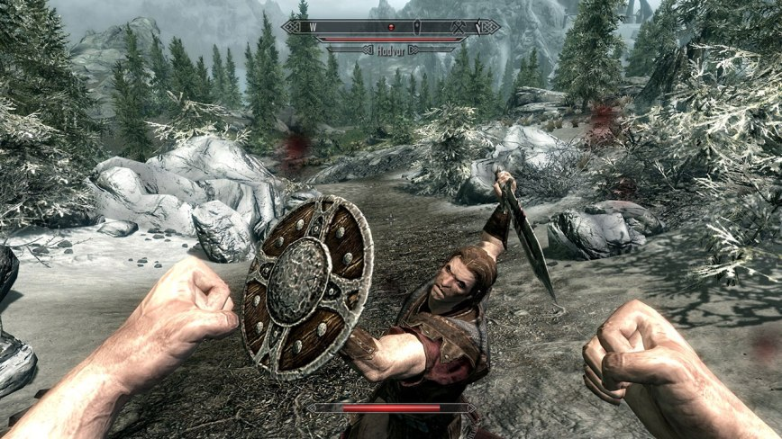 The Elder Scrolls V Skyrim Review Screen 15