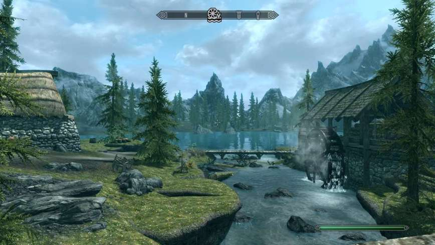 The Elder Scrolls V Skyrim Review Screen 6