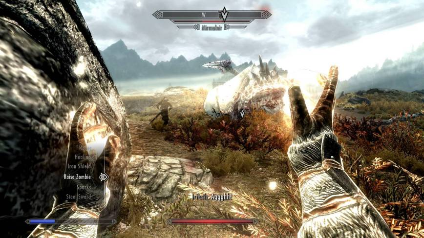 The Elder Scrolls V Skyrim Review Screen 8