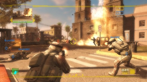 Tom Clancys Ghost Recon Advanced Warfighter 2 Review Screen 7