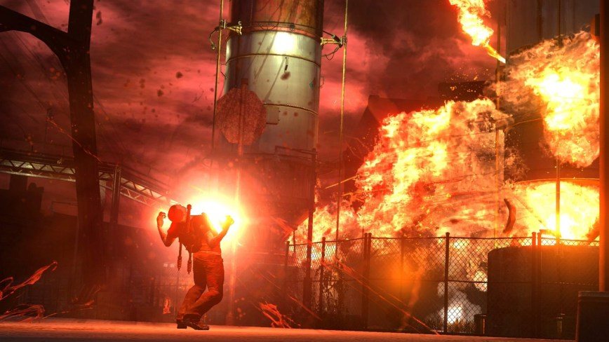 inFamous 2 Review Screen 2